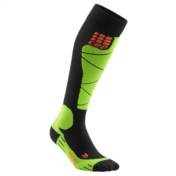 CEP - Women's Winter Run Socks - Kompressionssokker