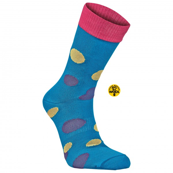 Seger - Dot - Merino socks