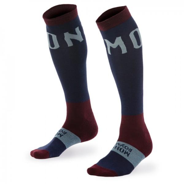 Mons Royale - Lift Access Sock Plain - Calcetines multifuncionales