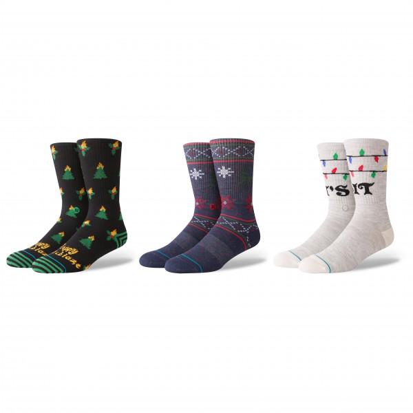 Stance - Tis The Season 3 Pack - Sports socks