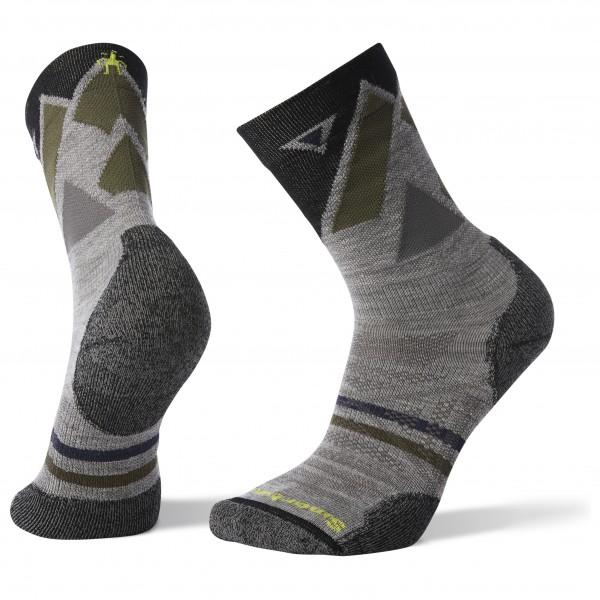 Smartwool - PhD Outdoor Light Pattern Crew - Walking socks