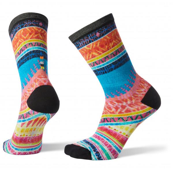 Smartwool - Women's Curated Bonito Bolero Crew - Multifunktionelle sokker