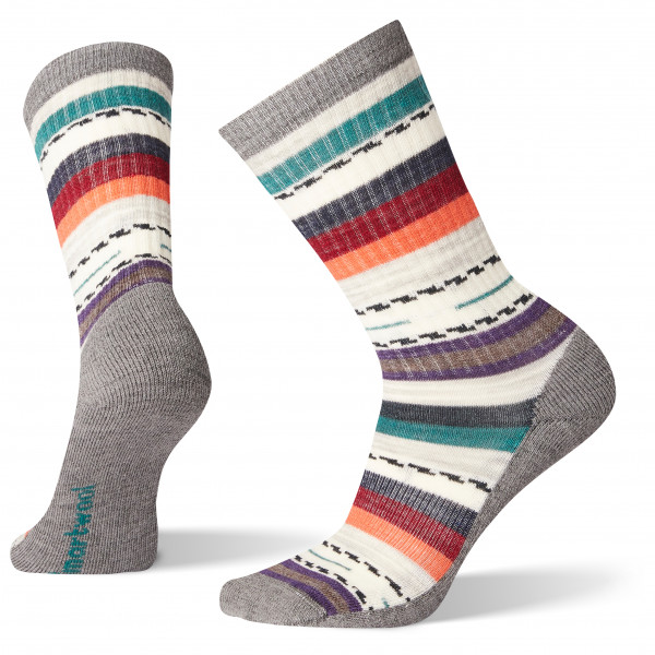 Smartwool - Women's Hike Light Margarita Crew - Walking socks