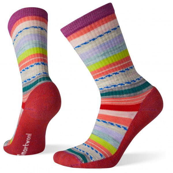 Smartwool - Women's Hike Light Margarita Crew - Walking socks