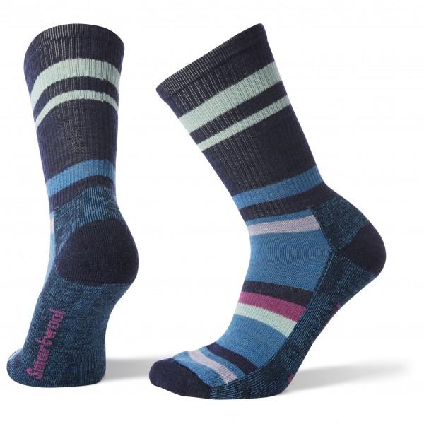 Smartwool - Women's Hike Striped Light Crew - Walking socks