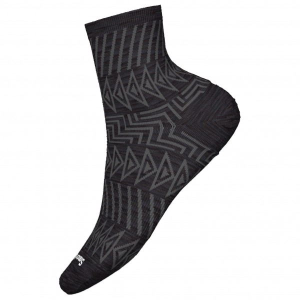 Smartwool - Women's Triangle Texture Mid Crew - Multifunktionelle sokker