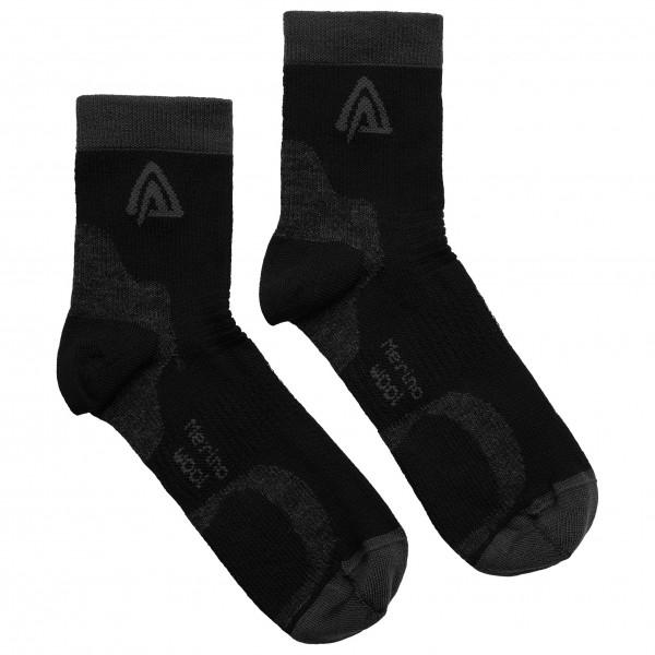 Aclima - Running Socks 2-Pack - Merinovillasukat