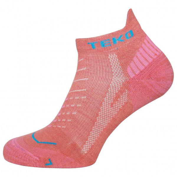 Teko - Women's Merino-Sinergi Ultra Light Low - Løpesokker