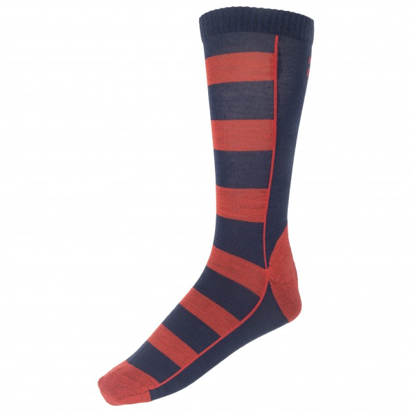 Mons Royale - All Rounder Stripes Crew Sock