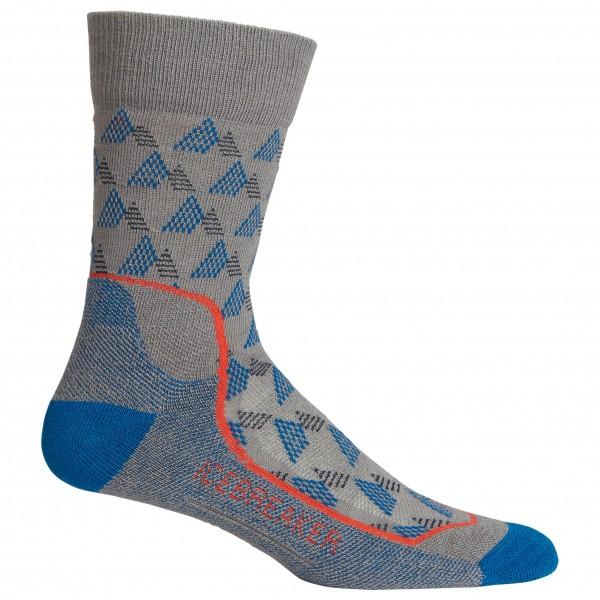 Icebreaker - Hike+ Light Crew Elevation - Walking socks