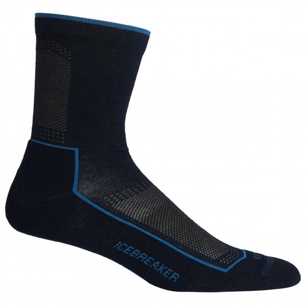 Icebreaker - Lifestyle Cool Lite Light 3Q Crew - Multifunktionelle sokker