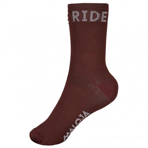Maloja - RoevelM. - Multifunktionelle sokker