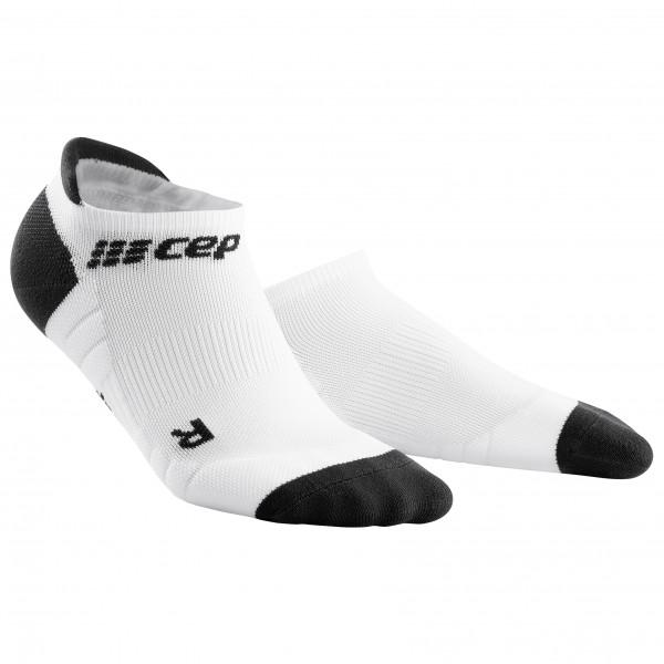 IV CEP WP46X Donna NO Show Socks 3.0 calzini da corsa per donna I calzini sportivi per allenamento e fitness. Blu//Grigio