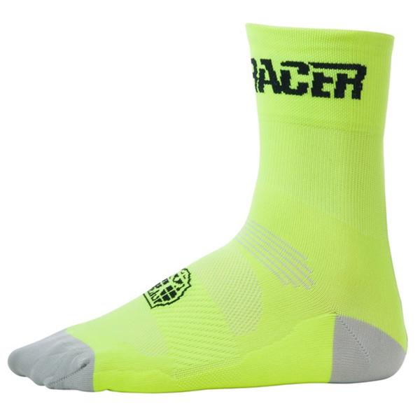 Bioracer - Summer Socks Fluo - Pyöräilysukat