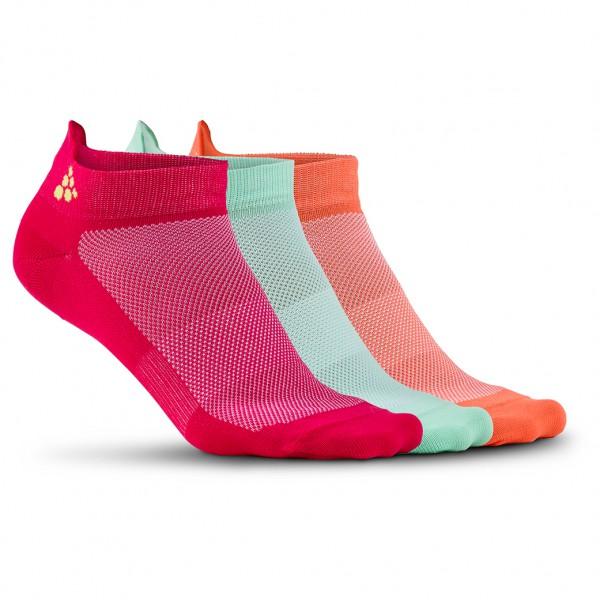 Craft - Greatness Shaftless 3-Pack Sock - Radsocken