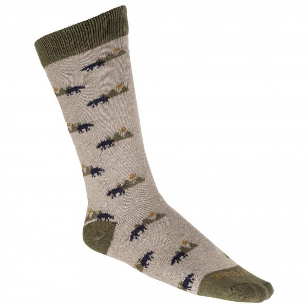 United By Blue - Bartrams Sock-Bearclaw - Multifunctionele sokken