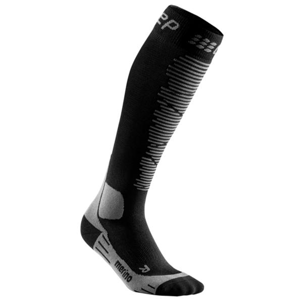 CEP - Ski Merino Socks - Kompressionsstrumpor