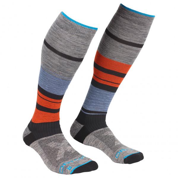 All Mountain Long Socks Warm - Walking socks