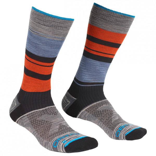 Ortovox - All Mountain Mid Socks - Wandelsokken