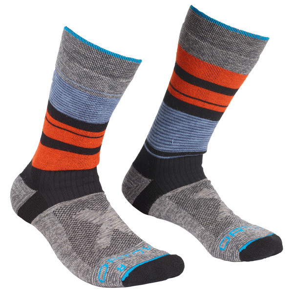 Ortovox - All Mountain Mid Socks Warm - Tursokker
