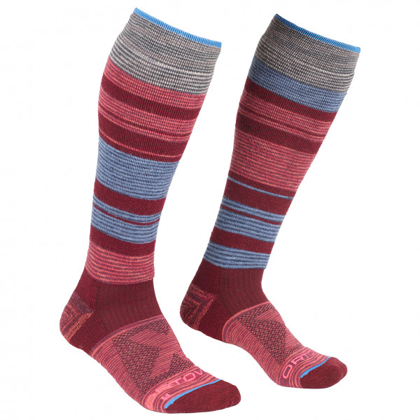 Ortovox - Women's All Mountain Long Socks Warm - Vaellussukat