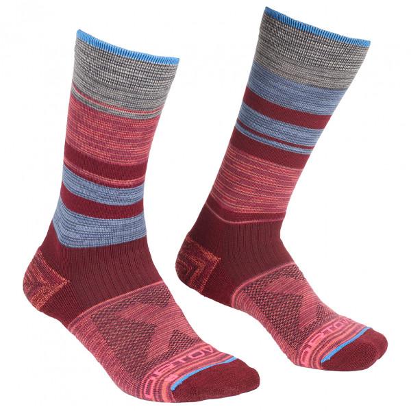 Ortovox - Women's All Mountain Mid Socks - Wandersocken