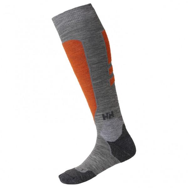 Helly Hansen - Lifa Merino Black Alpine Socks - Skidstrumpor