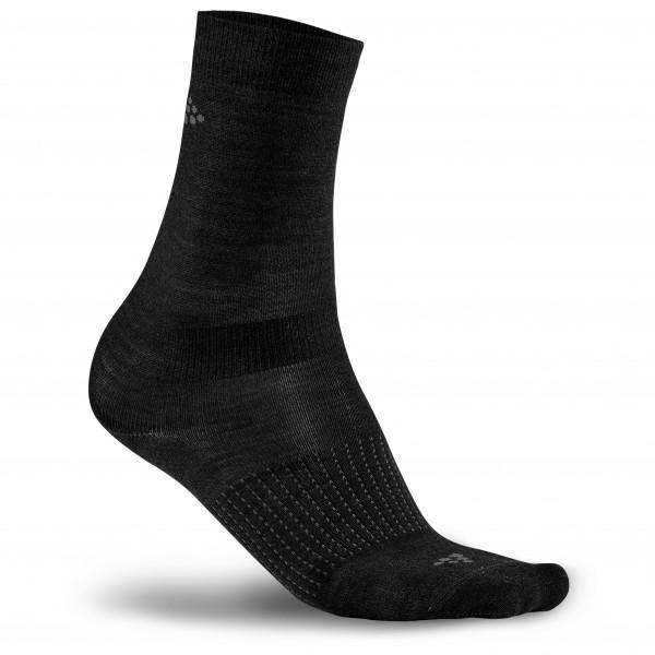 Craft - 2-Pack Wool Liner Sock - Sports socks