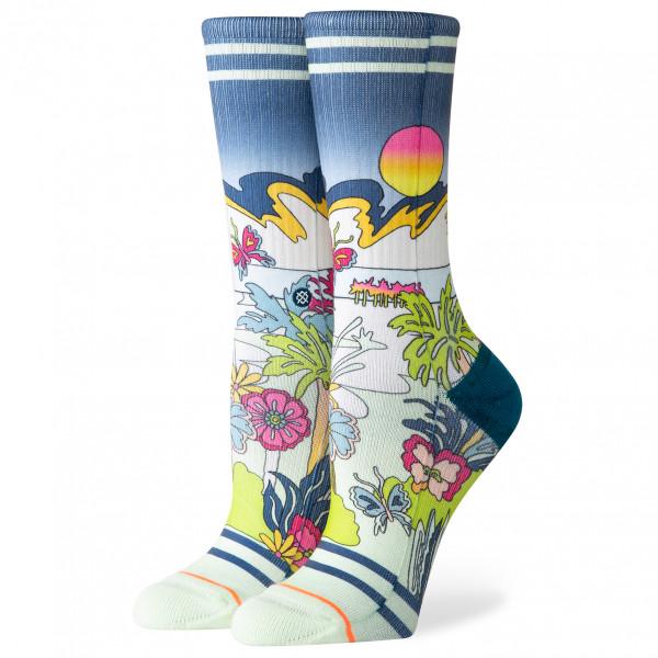 Stance - Women's Hot Trop Crew - Multifunctionele sokken