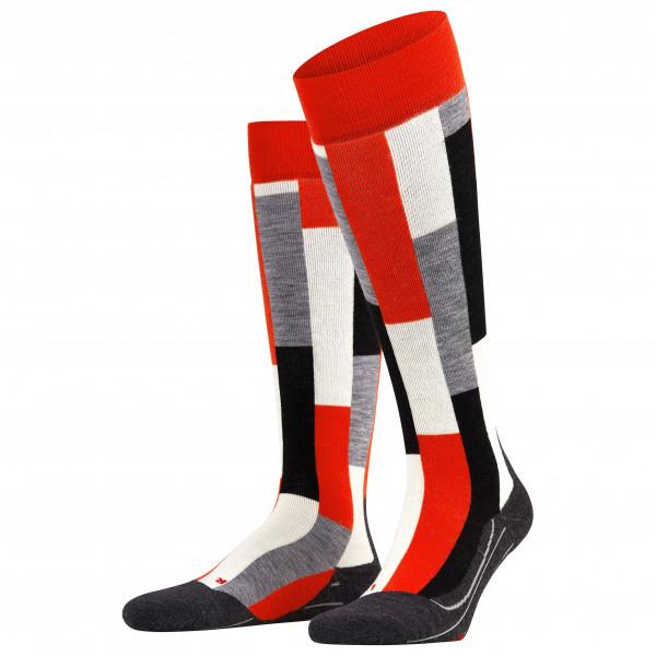 Falke - Women's SK4 Brick - Ski socks