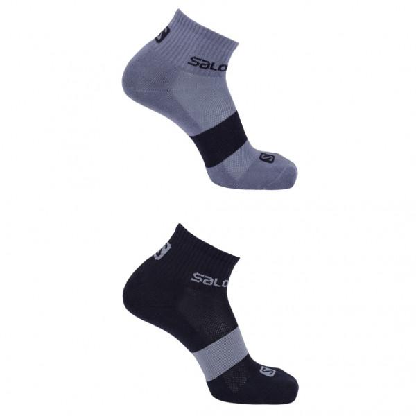 Salomon - Evasion 2-Pack - Multifunctionele sokken