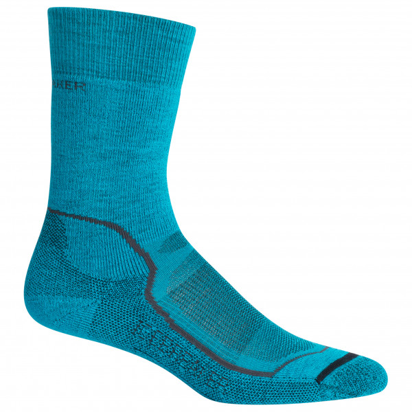 Icebreaker - Women's Hike+ Medium Crew - Wandersocken