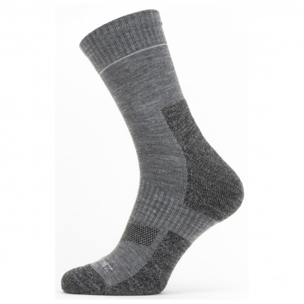 Solo Quickdry Ankle Length Sock - Cycling socks