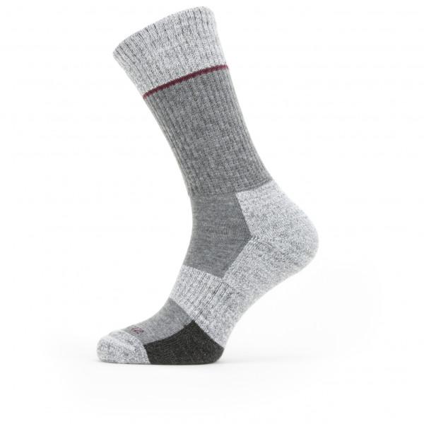Solo Quickdry Mid Length Sock - Cycling socks