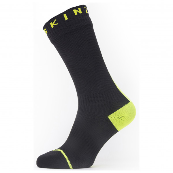 Waterproof All Weather Mid Sock with Hydrostop - Cycling socks