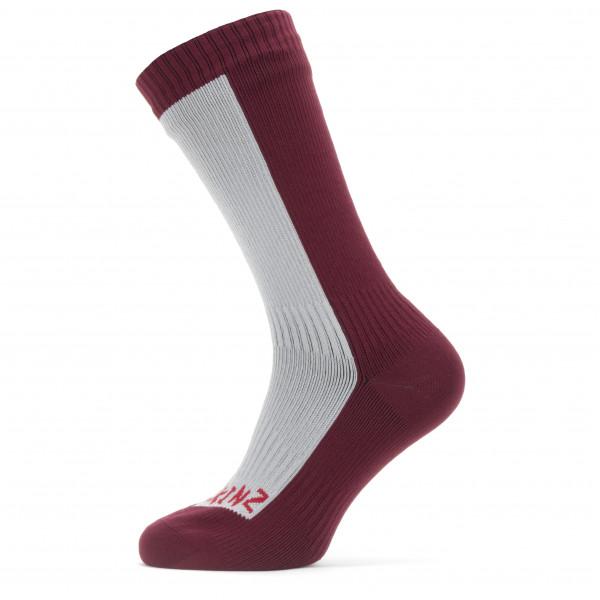 Waterproof Cold Weather Mid Length Sock - Cycling socks