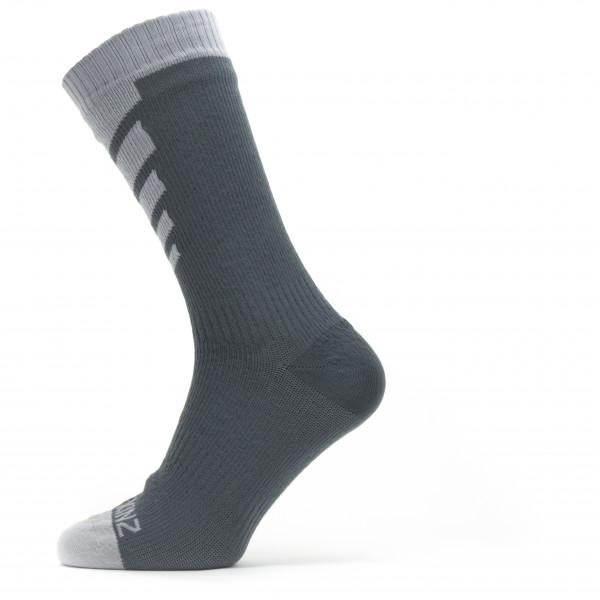 Sealskinz - Waterproof Warm Weather Mid Length Sock - Sykkelsokker
