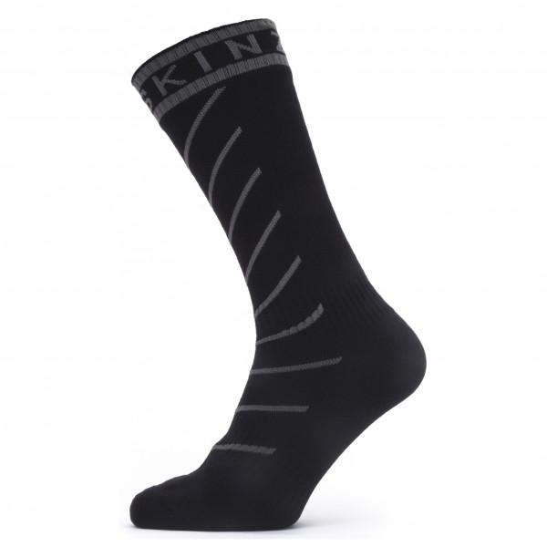 Sealskinz - Waterproof Warm Weather Mid Sock with Hydrostop - Cycling socks