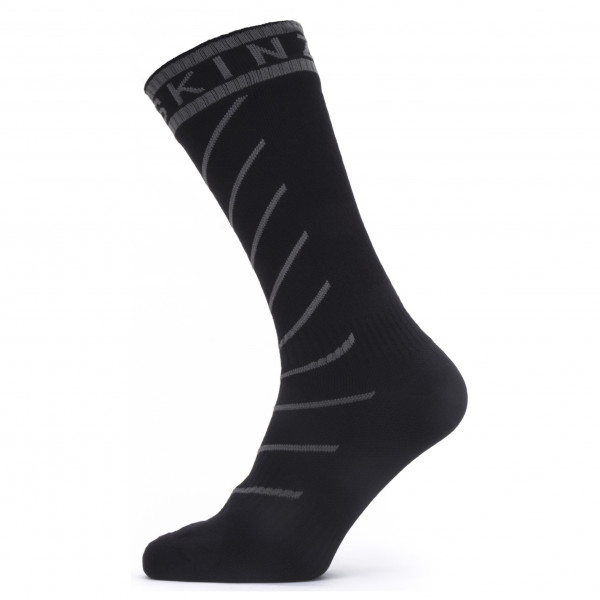 Sealskinz - Waterproof Warm Weather Mid Sock with Hydrostop - Velosocken