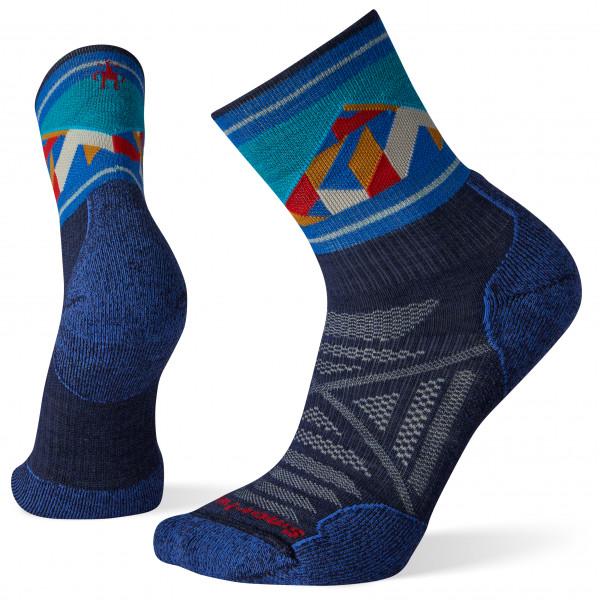 Smartwool - PhD Outdoor Light Pattern Mid Crew - Walking socks