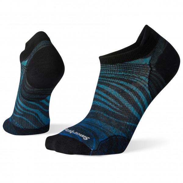 Smartwool - PhD Run Ultra Light Wave Print Micro - Löparsockor