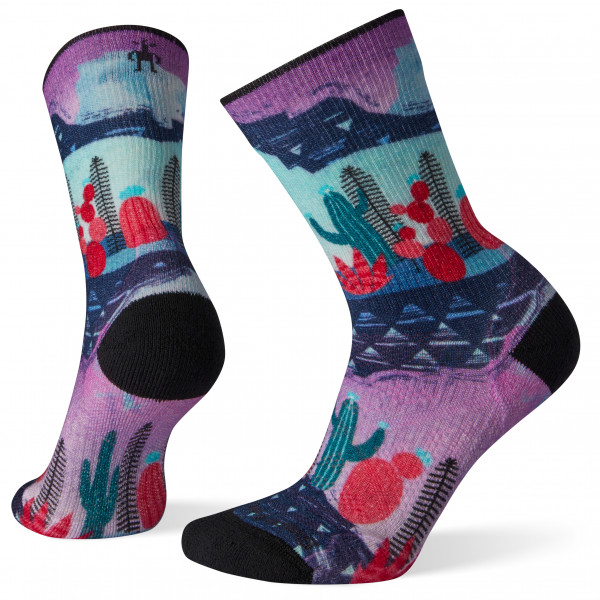 Smartwool - Women's PhD Outdoor Light Print Crew - Walking socks