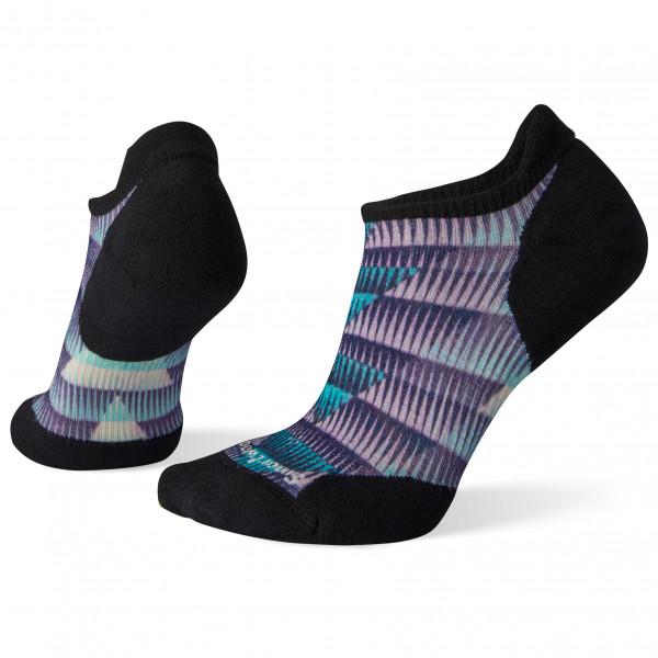 Smartwool - Women's PhD Run Light Elite Chevron Print Micro - Calcetines de trekking
