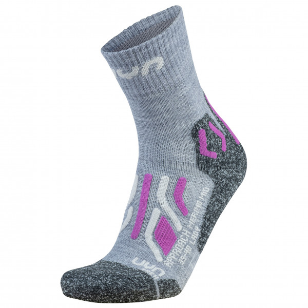 Uyn - Women's Trekking Approach Merino Mid Socks - Merinosocken
