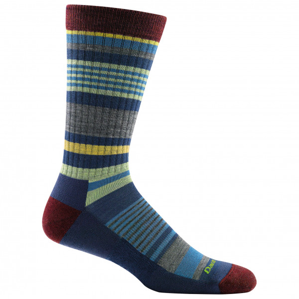 Darn Tough - Unstandard Stripe Crew Lightweight With Cushion - Sports socks