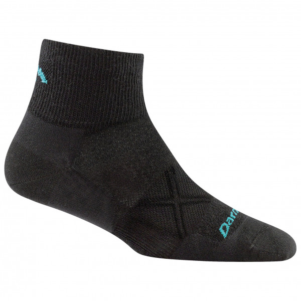 Darn Tough - Women's Vertex 1/4 Ultra-Lightweight With Cushion - Laufsocken