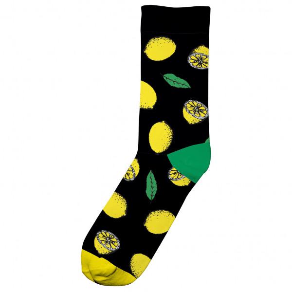 DEDICATED - Socks Sigtuna Lemons - Sports socks