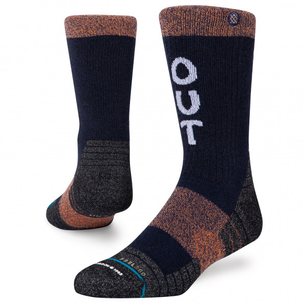 Stance - Trip Out Crew - Calze casual