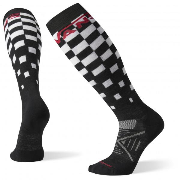 Smartwool - Smartwool PhD Snow Vans Checker Light Elite - Ski socks