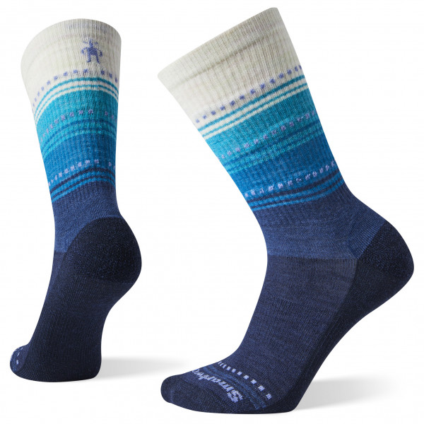 Smartwool - Women's Hike Ultra Light Sulawesi Crew - Walking socks